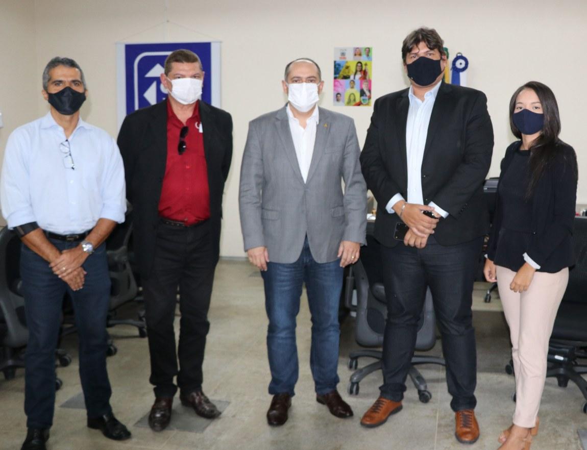 Detran-PB empossa novos membros da Jari